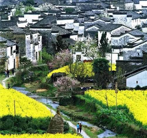 10000亿市场!中国迈入乡村旅游时代